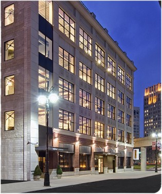 Madison Building - outside view 2