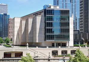 TechVision 2013 Will Take Place at the Gleacher Center.