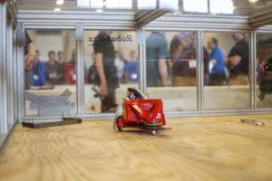 Robot at National Robotics Challenge